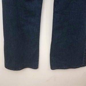 Pilcro and the Letterpress Jeans - Pilcro & The Letterpress Flare Jeans Braided Trim